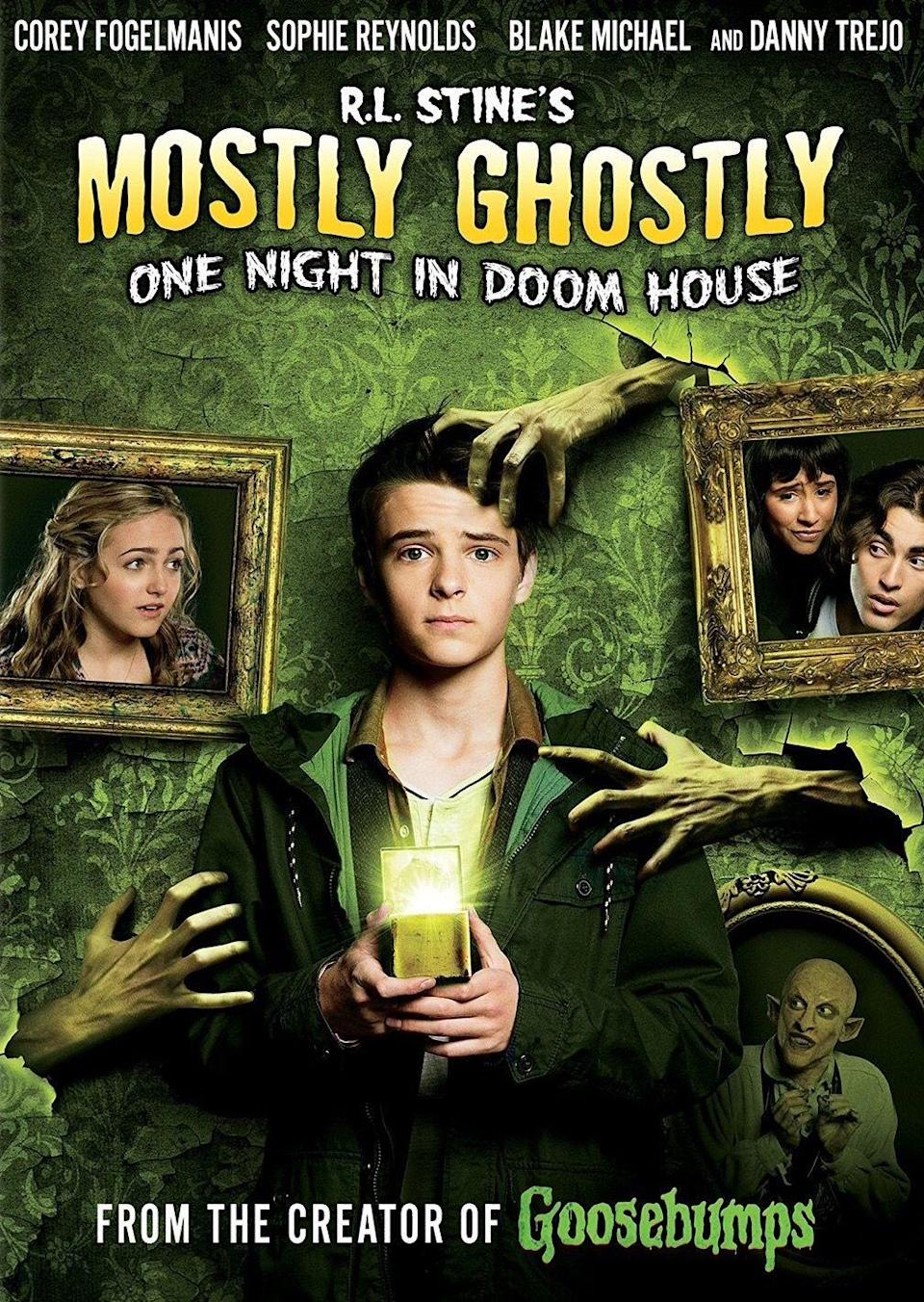 <p>A high school magician's public seance brings forth a chance encounter with the ghost of a French maid and unearths a plan to locate the missing parents of a fellow classmate and friend.</p>
