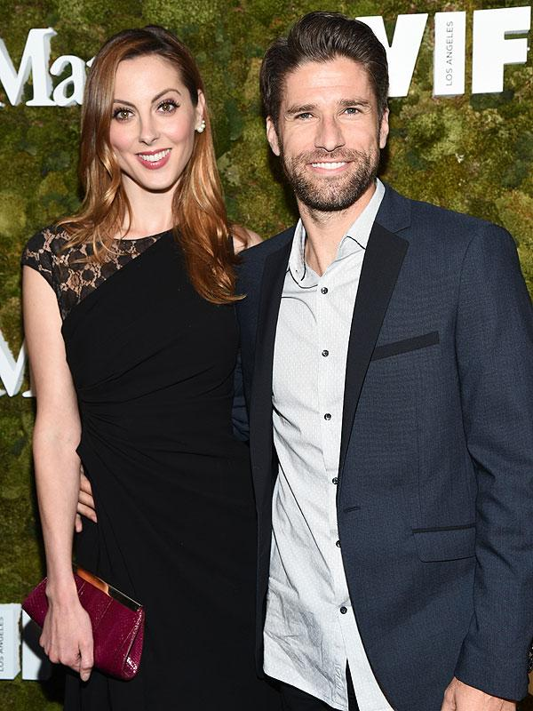 Kyle (R) and Eva Amurri Martino in 2015 | Michael Buckner/Getty