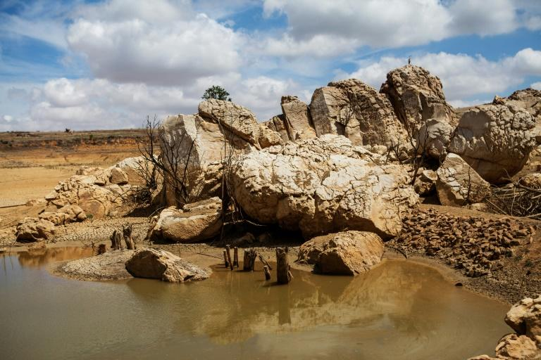 The South African government said the severe phase of the drought that hit many parts of the country was at an end
