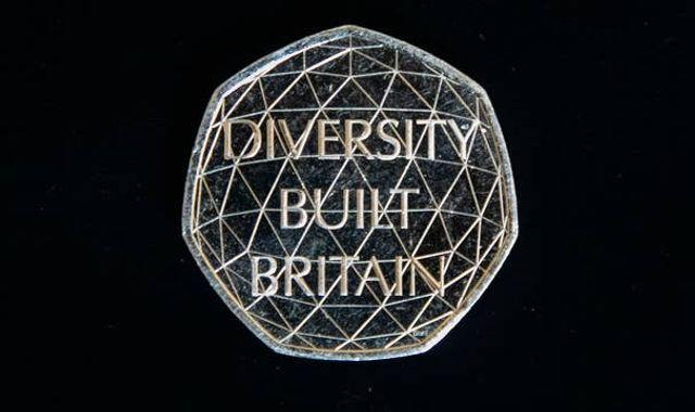 New 50p coin celebrating diversity in Britain enters circulation next week