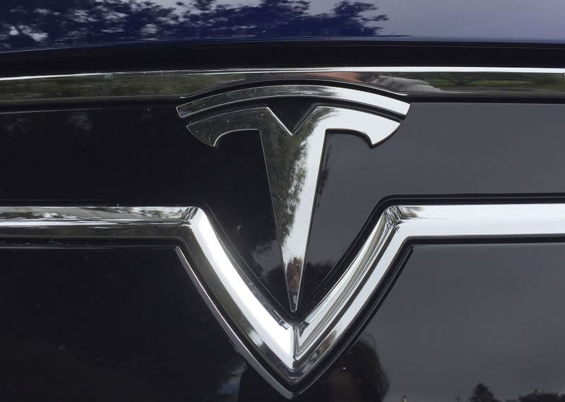 Tesla plant can't run normally in coronavirus shutdown - California county