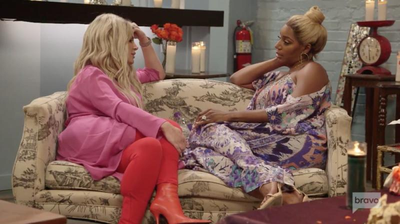 Kim Zolciak-Biermann and NeNe Leakes