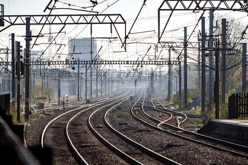A £500m fund has been promised to open historic rail lines: Getty Images/iStockphoto