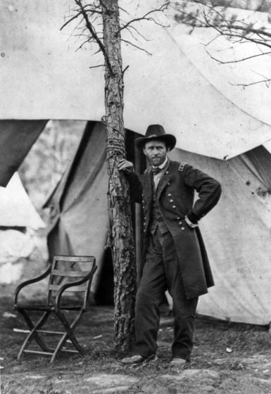 The individual telegrams tend to be haphazardly archived, and many are missing, ¿ ¿[Gen. Ulysses S.] Grant, pictured here in Cold Harbor, Virginia, was known to say the best way to file documents was in his own pockets.¿ What the Eckert collection offers is a systematic, centralized record, in chronological order, of Union military telegrams.