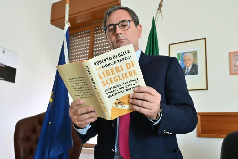 So far, more than 80 minors have been helped under Di Bella's judicial programme which sees at-risk youngsters taken out of Calabria if other measures fail