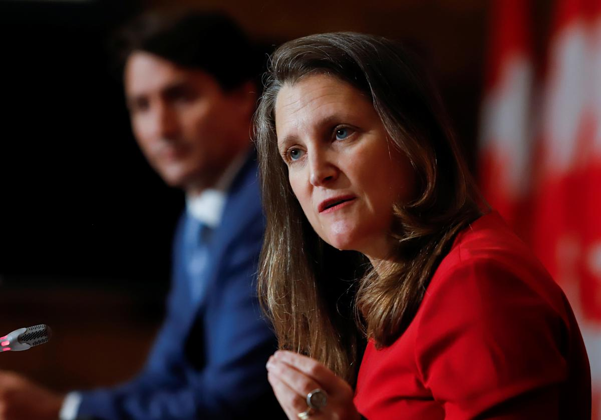 Ottawa to replace wage, rent subsidy programs with targeted supports