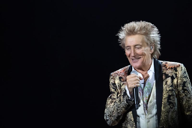 Sir Rod Stewart is 'disappointed' Harry and Meghan aren't spending Christmas with the Queen [Photo: Getty]