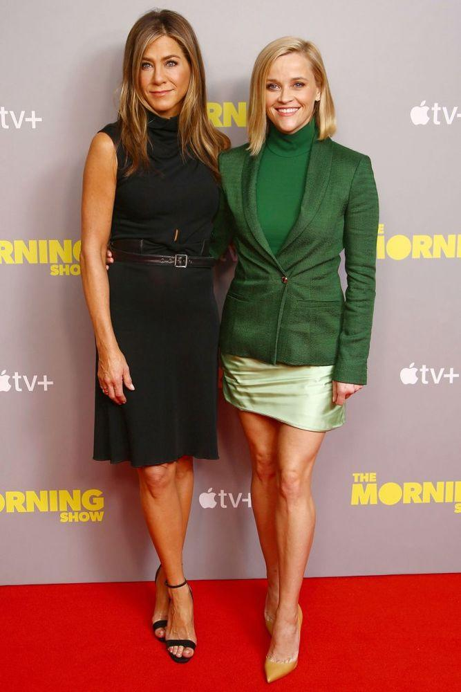 Jennifer Aniston and Reese Witherspoon | Joel C Ryan/Invision/AP/Shutterstock
