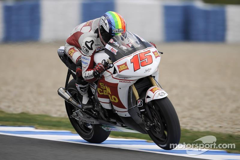 "2009: Alex De Angelis (Honda RC212V)<span class=""copyright"">Team Gresini</span>"