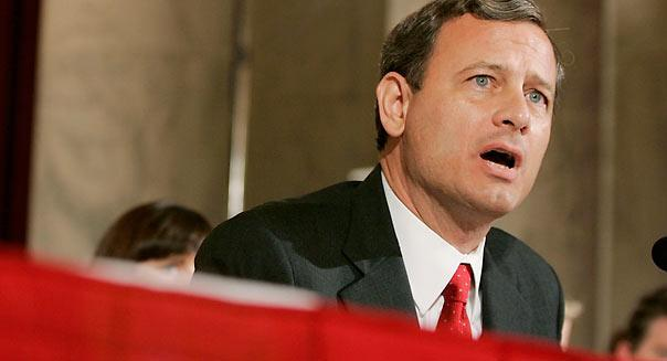 Supreme Court Chief Justice John Roberts  (Photo by Mark Wilson/Getty Images)