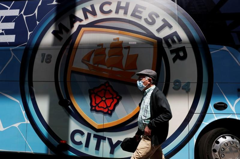 FILE PHOTO: Champions League - Manchester City arrive in Porto ahead of the Champions League Final Manchester City v Chelsea