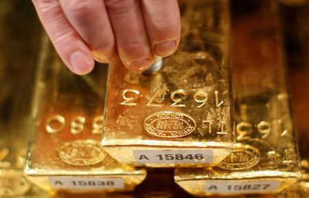 Gold prices rebound from two month lows on renewed North Korea tensions