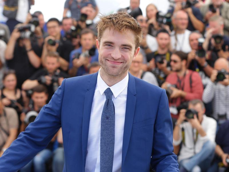 Robert Pattinson wird in
