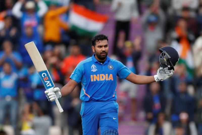 ICC World Cup 2019: Rohit Sharma and Team India Let Their Hair Down With Dumb Charades