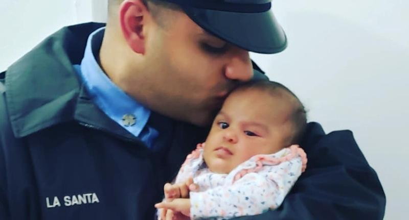 FDNY firefighter loses 5-month-old daughter to coronavirus
