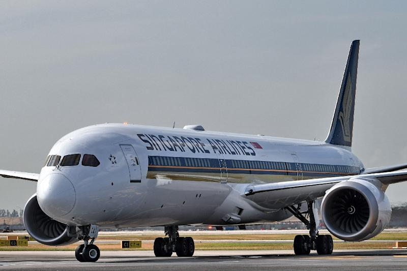 Singapore Airlines grounds two Boeing planes for engine issue