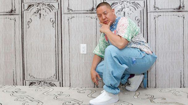 PHOTO: Eddie Huang visits AOL Build at AOL Studios, April 28, 2016 in New York. (Taylor Hill/FilmMagic/Getty Images)