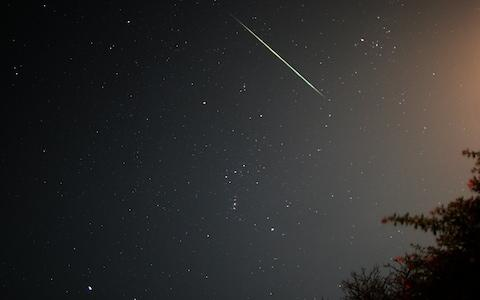 Geminids - Credit: PETE LAWRENCE
