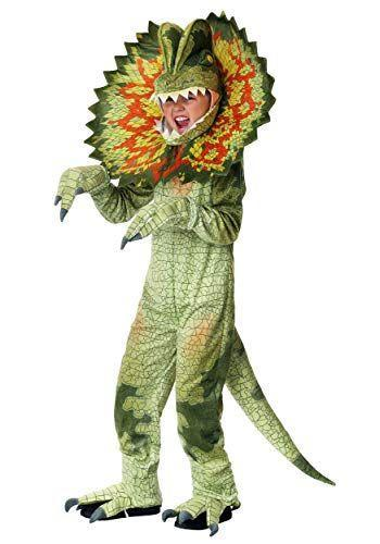 """<p><strong>Fun Costumes</strong></p><p>amazon.com</p><p><strong>$54.99</strong></p><p><a href=""""https://www.amazon.com/dp/B07NNVGPTY?tag=syn-yahoo-20&ascsubtag=%5Bartid%7C10070.g.22583902%5Bsrc%7Cyahoo-us"""" rel=""""nofollow noopener"""" target=""""_blank"""" data-ylk=""""slk:Shop Now"""" class=""""link rapid-noclick-resp"""">Shop Now</a></p><p>Take your dinosaur play-pretend to another level by dressing up your son as his favorite dinosaur. </p>"""