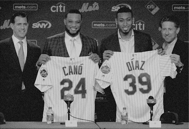 The Robinson Cano/Edwin Diaz trade seems regrettable for the Mets less than a year later. (AP)