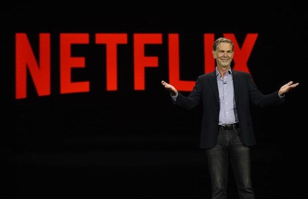 Netflix CEO Reed Hastings on Working From Home: 'I Don't See Any Positives'