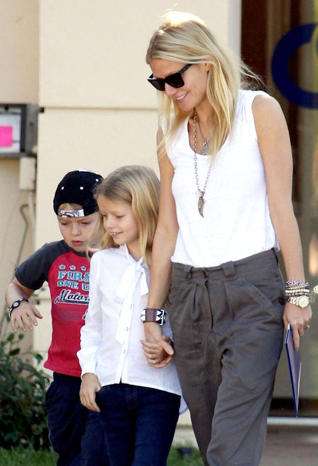 "<span style=""color: black;"">Oh, Gwyneth. The trouble with doling out parenting advice, is that people are going to jump all over you when they think you're doing something wrong. That happened earlier this year when the 40-year-old actress, blogger, and cookbook author revealed that she sometimes puts her kids -- Apple, 9, and 7-year-old Moses with rocker husband Chris Martin -- on a low-carb diet. ""Sometimes when my family is not eating pasta, bread or processed grains like white rice, we're left with that specific hunger that comes with avoiding carbs,"" she wrote in her latest cookbook, ""It's All Good."" The 40-year-old later tried to clarify. ""They have tons of cheat days and tons of cheat meals,"" <a href=""http://omg.yahoo.com/news/gwyneth-paltrow-sets-record-straight-her-kids-carbs-200231380.html"" target=""_blank"">she told ""Access Hollywood"" in April</a>. But when a 7-year-old has to have a diet ""cheat day,"" is that really ""all good""?</span>"