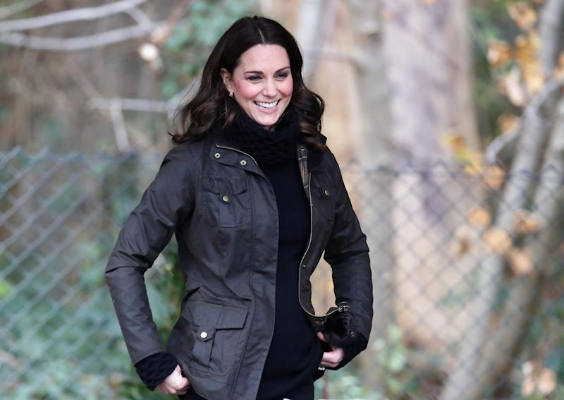 Duchess Kate Middleton is returning from Maternity Leave in October