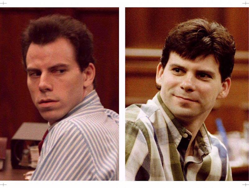 Menendez Brothers Reunion Notorious Beverly Hills Murderers