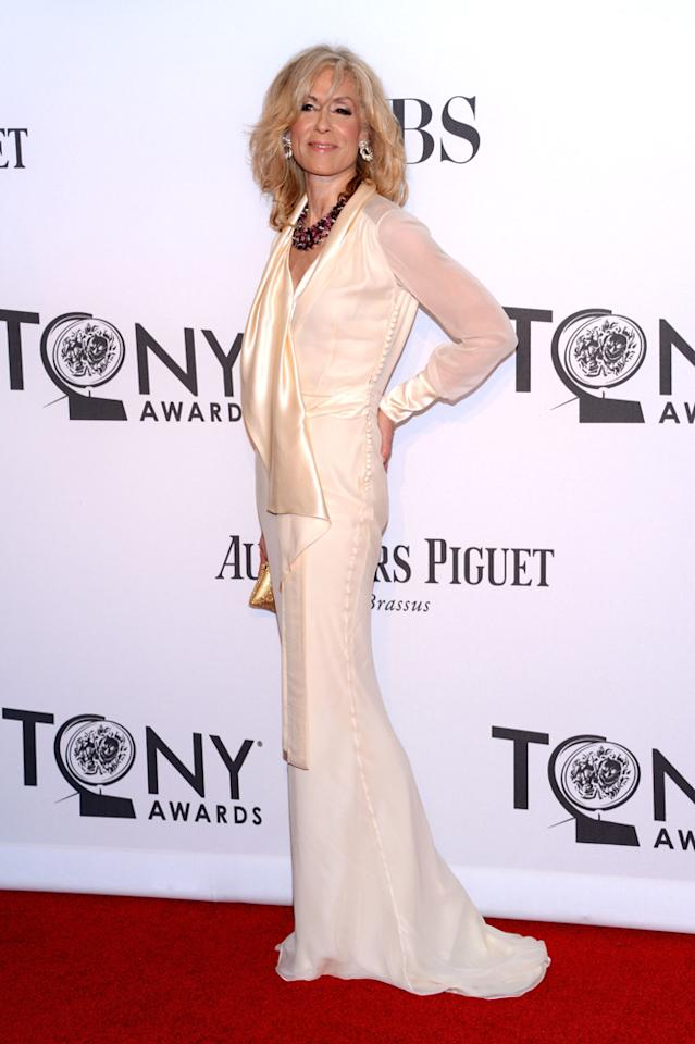 Judith Light attends the 66th Annual Tony Awards at The Beacon Theatre on June 10, 2012 in New York City.
