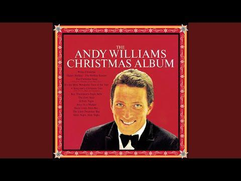 "<p>Welcome in the ""hap-happiest"" season of all with Andy Williams's holiday classic about the wonders of Christmas.</p><p><a href=""https://www.youtube.com/watch?v=qmbsp-x2E8E"" rel=""nofollow noopener"" target=""_blank"" data-ylk=""slk:See the original post on Youtube"" class=""link rapid-noclick-resp"">See the original post on Youtube</a></p>"