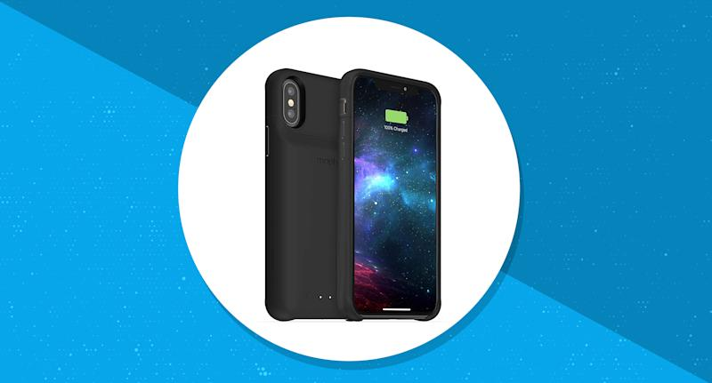 low cost b2ec7 b671c Amazon Prime Day Deal on iPhone X battery pack case from mophie