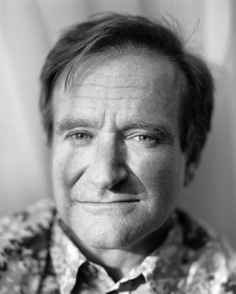 Robin Williams (Photo credit: Getty Images)