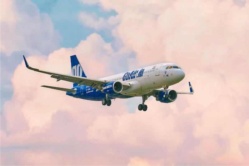 GoAir Announces Discounted Flight Tickets Starting at Just Rs 957, Limited Period Offer