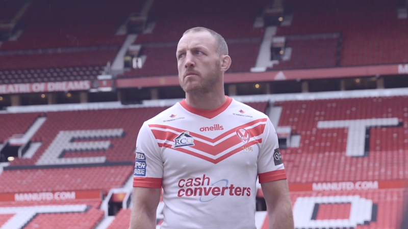 James Roby will captain St Helens in the Betfred Super League Grand Final