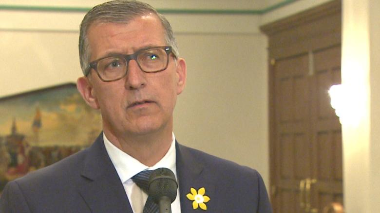 Dale Kirby removed from cabinet and caucus after complaints
