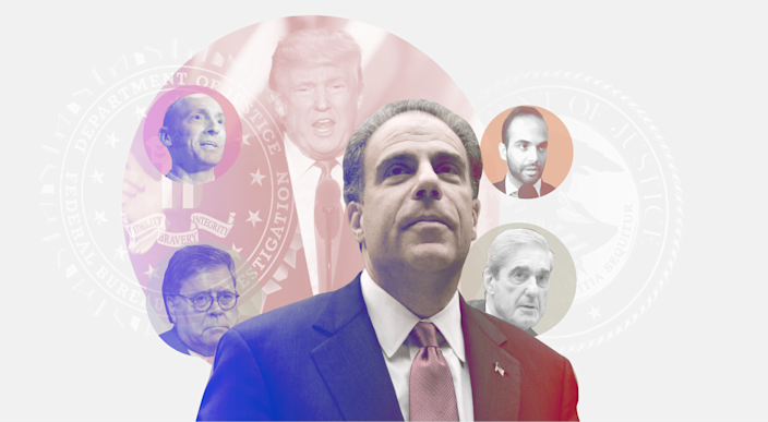 The DOJ inspector general's report, Michael Horowitz, examines the FBI's Russia investigation and its monitoring of former Donald Trump campaign adjutant, Carter Page.