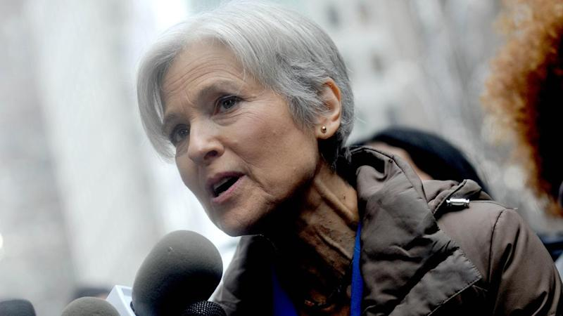 A bid by Jill Stein for a recount of votes in Pennsylvania has been rejected by a US judge.
