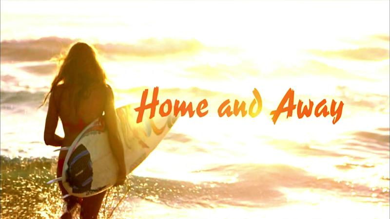 Iconic Aussie soap Home And Away is set in 'Summer Bay' aka Sydney's Palm Beach. Photo: Channel 7.