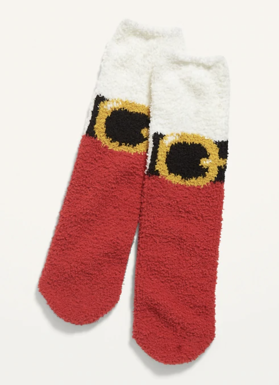 Cozy Crew Socks for women - on sale at Old Navy, $3 (originally $6).
