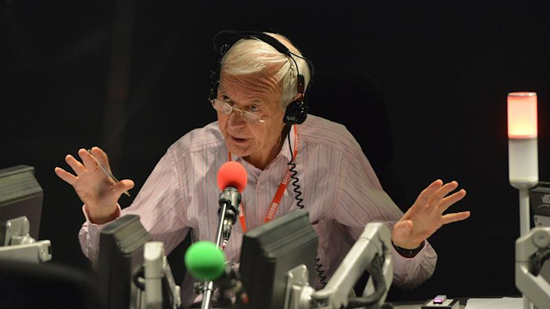 A Brief Guide To Why Everyone Is Fuming At Radio 4's John Humphrys Today