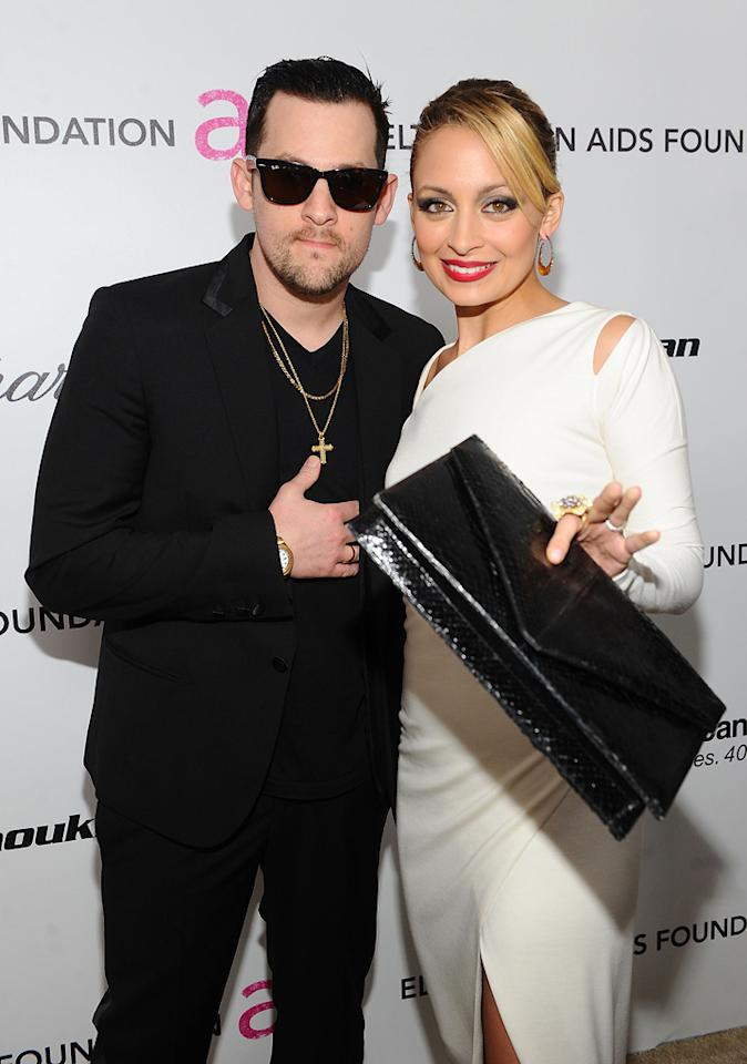 """Less than a year after Nicole Richie and Joel Madden finally tied the knot, big problems are rocking their marriage,"" reports <i>Star</i>. It's gotten so bad between them, says the magazine, that Richie has ""spent a few nights away from their Hollywood Hills home and taken the kids with her."" For what's shockingly tearing the couple apart, and whether there's even a chance of reconciliation, check out what a Richie pal reveals to <a href=""http://www.gossipcop.com/nicole-richie-joel-madden-marriage-problems-fighting-separating-living-apart/"" target=""new"">Gossip Cop</a>. Jamie McCarthy/<a href=""http://www.wireimage.com"" target=""new"">WireImage.com</a> - February 27, 2011"