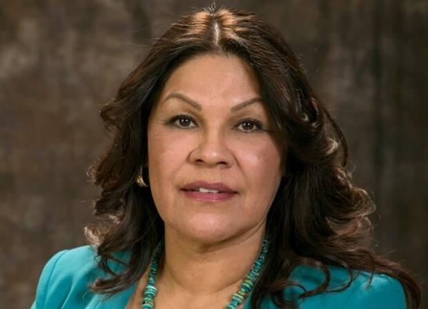 Marlene Poitras, regional chief for Alberta for the Assembly of First Nations, told CBC the federal government consulted AFN on changes to the citizenship guide for newcomers. (Submitted by Marlene Poitras - image credit)