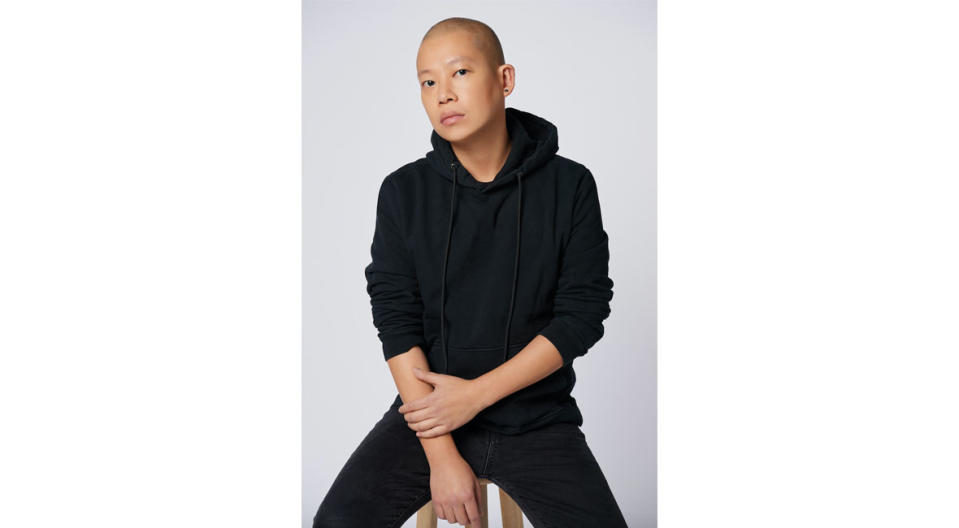Designer Jason Wu will appear on QVC Friday, November 13, to talk about his J Jason Wu line, which launches today! (Photo: QVC)