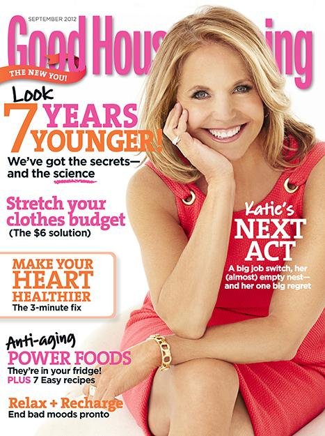 Katie Couric: I Sometimes Regret Not Having More Children
