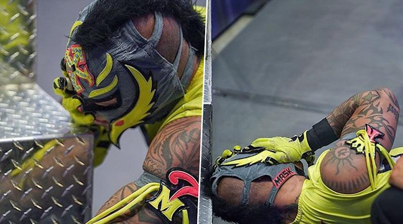 Rey Mysterio Injury Update: WWE Medical Staff Optimistic For 'Master of 619' Maintaining His Vision