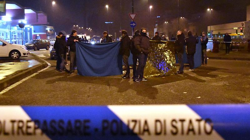 A man suspected of being Berlin truck terrorist Anis Amri has reportedly been shot dead in Milan.
