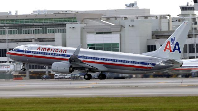 American Grounds 757s for Second Time