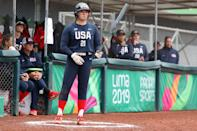 """<p><strong>Sport:</strong> Softball<br> <strong>Country:</strong> USA</p> <p>Softball is returning to the Olympics <a href=""""https://www.popsugar.com/fitness/photo-gallery/46438035/image/46438036/Baseball-Softball"""" class=""""link rapid-noclick-resp"""" rel=""""nofollow noopener"""" target=""""_blank"""" data-ylk=""""slk:for the first time since 2008"""">for the first time since 2008</a>, and Rachel Garcia, a pitcher and first baseman fresh off a dominant junior year at UCLA, is one of the new faces to watch. In 2019, the 23-year-old <a href=""""https://uclabruins.com/sports/softball/roster/rachel-garcia/9197"""" class=""""link rapid-noclick-resp"""" rel=""""nofollow noopener"""" target=""""_blank"""" data-ylk=""""slk:batted .343"""">batted .343</a> and pitched her way to a 29-1 record and a 1.14 ERA, the seventh-best in the country. Garcia's talents lead UCLA to a national title and earned her the title of USA Softball Collegiate Player of the Year. USA Softball has <a href=""""https://www.teamusa.org/News/2018/August/12/US-Softball-Team-Qualifies-For-2020-Olympic-Games-Is-First-US-Team-To-Earn-Spot-In-Tokyo"""" class=""""link rapid-noclick-resp"""" rel=""""nofollow noopener"""" target=""""_blank"""" data-ylk=""""slk:already qualified for the Olympics"""">already qualified for the Olympics</a>, and Garcia's debut (alongside veteran pitchers Monica Abbott and Cat Osterman) is on our must-watch list.</p>"""