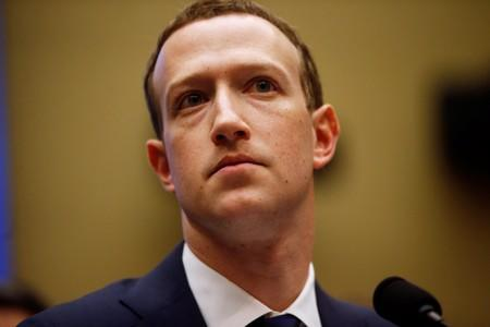FILE PHOTO: Facebook CEO Zuckerberg testifies before House Energy and Commerce Committee hearing on Capitol Hill in Washington