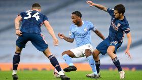 Manchester City - Arsenal player ratings